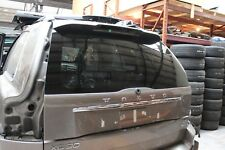 VOLVO XC90 ACTIVE 2010 TAILGATE PANEL WITH GLASS / GREY