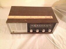 Vintage Lafayette FM Communication Receiver Model PF-30 - 30-50 Mhz - Powers Up