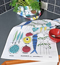 Almedahls Tea Towel   Picknick, Famous Designer Kitchen Towel アルメダールス