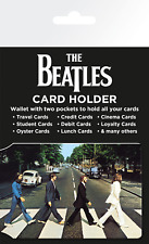 GB Eye The Beatles Abbey Road Card Holder Multi-colour