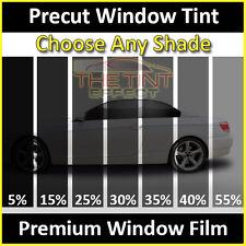 PreCut Window Film 5/% VLT Limo Black Tint for TESLA Model S 4DR Sedan 2012-2016