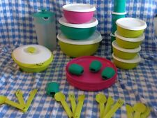 Tupperware 21 Pc Essentials Serving Collection-NEW-Bpa Free Host exclusive
