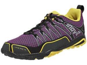 Inov-8 Women's Trail Roc 246 - Purple/Grey/Yellow