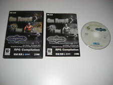 RPG COMPILATION Inc. 3 GIOCHI-ARX FATALIS ARCANGELO & gorasul PC CD ROM