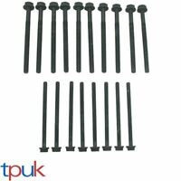 BRAND NEW LAND ROVER DEFENDER HEAD BOLTS 2.4 DURATORQ BOLT SET OF 18