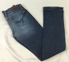 Sacred-Blue B2 Women's Straight Leg Denim Jeans Medium Blue Wash NWOT Waist 29