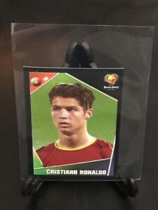 Cristiano Ronaldo CR7 Panini Euro 2004 Rookie RC Sticker #23 🔥🔥