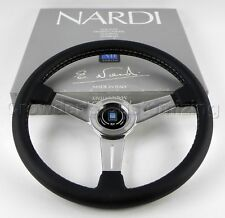 Nardi 360 mm Classic Steering Wheel Black Polished