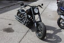 "Fat Bar Fatboy 1 1/4"" Lenker Harley Davidson Chopper & Custom Chrom 905926"