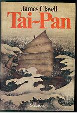 CLAVELL JAMES TAI-PAN SONZOGNO 1979 I° EDIZ.