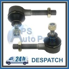 2x Citroen Berlingo 1.1 1.4 1.6 1.8 1.9 2.0 Outer L&R Tie Track Rod End New