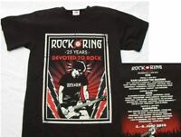 ROCK AM RING  2010 - Devoted To Rock - T-Shirt - Größe Size S - Neu