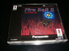 NEW Fire Ball !! Panasonic 3DO Japan