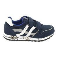 Chaussures de sport bleues American Club