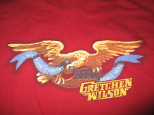 GRETCHEN WILSON I Got Your Country Right Here Concert Tour (XL) T-Shirt REDNECK