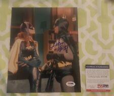 Adam West signed Batman 8x10 photo PSA / DNA #Z11100