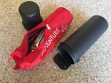 """3 1/4"""" X12.5"""" Mega size Motorcycle Tool Tube with Tool Bag"""