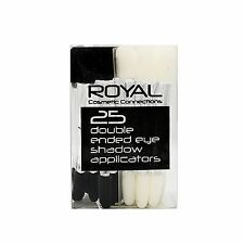 Royal 25 Double Ended Eye Shadow Applicators Ry003