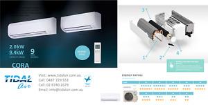 NEW 2020 Model Daikin 2.5KW Cora Split Air Conditioner +installation FTXV25UVMA