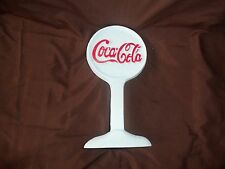 Heavy Cast Iron COCA COLA DOOR STOP STAND Collectible Home Decor Heavy NEW