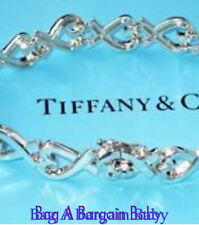 Tiffany & Co Limited Edition Paloma Picasso Loving Heart Bracelet New Rare