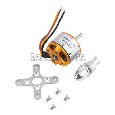 A2212/5T 2700KV Brushless Outrunner Motor for RC Airplane Aircraft Quadcopter
