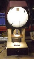 1 USED SCHERR TUMICO 20-4400 OPTICAL COMPARATOR ***MAKE OFFER***