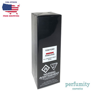 Tom Ford Fabulous Unisex All Body Spray 4 oz / 150 ml Brand New SEALED US STOCK