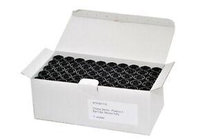 100x Reloadable & Reusable Plastic 35mm Film Cassettes