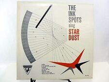 LP - THE INK SPOTS sing Star Dust SU-219 Sutton - My Wild Irish Rose Clementine