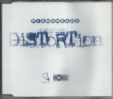 PIANOHEADZ - Distortion CDM 7TR House Trance 1998 (NOISE TRAXX) BELGIUM
