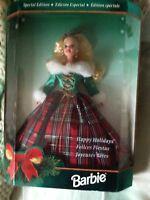 Barbie Happy Holidays Gala- Edicion Especial 1995 NR Vintage