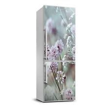 3D Art Refrigerator Wall Kitchen Removable Sticker Magnet Flowers Garlic flowers