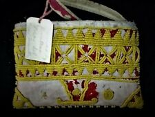 "NIAS SHAMAN/PRIESTESS BAG, 15"", EARLY 1900S PROVENANCE"