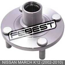 Front Wheel Hub For Nissan March K12 (2002-2010)