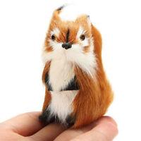 Soft Home Decor Plush Lifelike Simulation Squirrel Toy Gift Adornment Furry