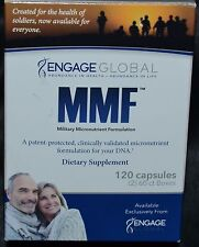 Military Micro Nutrient Formulation Engage Global Multi-Vitamin 1 Month Supply