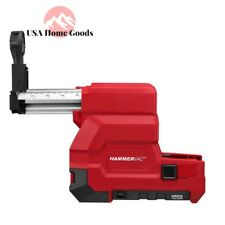 Milwaukee Cordless HammerVac HEPA Filtered Dust Extractor 18V Li-Ion Tool Only