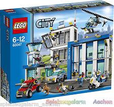 LEGO 60047 City Ausbruch aus der Polizeistation Police Station Le commissariat d