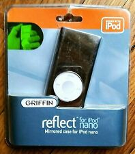 Griffin Reflect Chrome Mirrored Case for iPod nano 2G