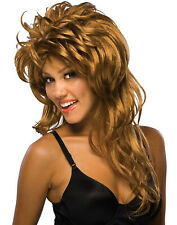 Tina Turner Rocker Brown Disco Proud Mary Private Dancer Wig