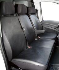 Transporter Sitzbezüge Mercedes Vito W639, Einzelsitz+Doppelbank, 06/03-05/14