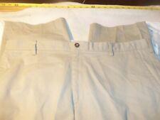 Dockers D3 easy Khaki cotton polyester no cuffs 42 x 30 #159