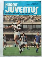 HURRA' JUVENTUS N. 9 SETTEMBRE 1979 VILLAR PEROSA MAROCCHINO BETTEGA CABRINI