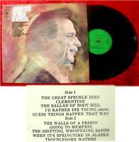 LP Johnny Cash: The Walls of a Prison (CBS)
