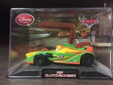 Disney Store Cars 2 Die Cast Collector Case RIP CLUTCHGONESKI 1:43 NEW