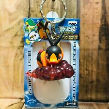 Zoroark Pokemon Best Wishes Figure Keychain Banpresto 2011-1.5