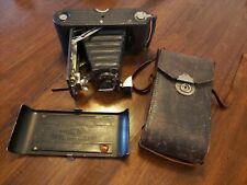 Antique EASTMAN KODAK No. 1A Pocket Special Model D Vintage Folding Film Camera
