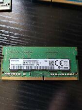 Samsung 8GB 1RX8 PC4-2133P SODIMM Laptop Memory RAM