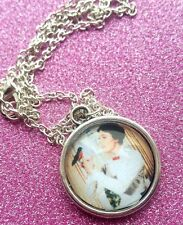 Mary Poppins Image Necklace Classic Tv and Film Vintage Gift Unusual Present